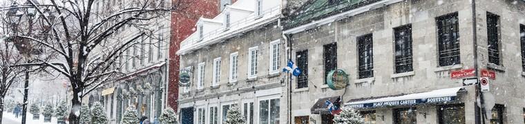 Le CAA-Québec conseille les particuliers en cas de neige abondante