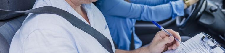 Les candidats au permis de conduire préfèrent les voitures automatiques
