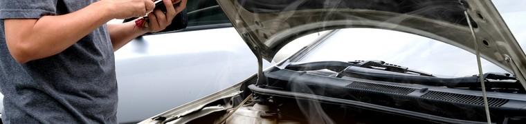 La canicule met les voitures à rude épreuve
