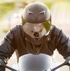 Les conducteurs de deux-roues motorisés sont de plus en plus prudents
