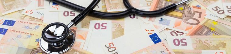 Les dépenses d'assurance maladie en juillet sont moins importantes qu'annoncées