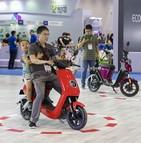 Un fabricant de scooters électriques chinois veut conquérir le marché français