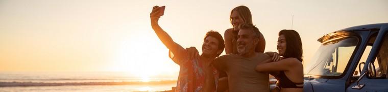 Les Français sont nombreux à utiliser leur smartphone pendant les vacances