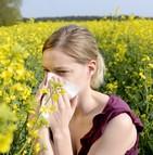 La France fait face à un boom des allergies au pollen dû au réchauffement climatique