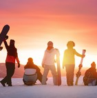 La génération Y s'enthousiasme pour le sport d'hiver
