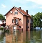 Côte d'Azur : inondations
