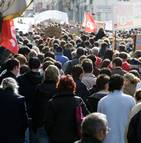 Une nouvelle manifestation contre le projet de loi de Marisol Touraine
