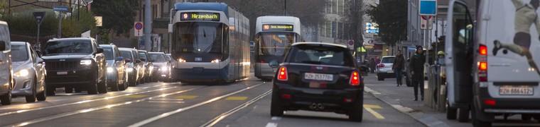 Des mesures d'accompagnement pour la mise en circulation des voitures autonomes à Zurich ?