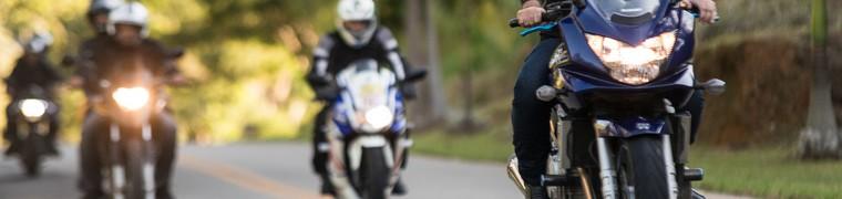 Les mesures de sécurité concernant les motards sont renforcées