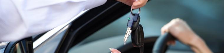 Mettre sa voiture en location pour gagner plus d'argent