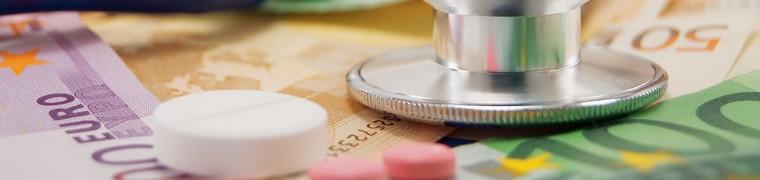 Le montant des remboursements des soins médicaux augmente de 3,6% en 2018