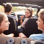 De nombreux parents font encore preuve d'imprudence au volant