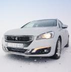 La nouvelle Peugeot 508 arrive bientôt sur le marché
