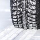 L'obligation des pneus neige ne concerne que quelques régions