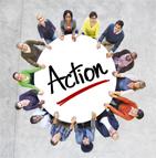 Organiser une action de groupe