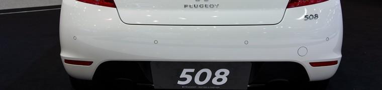 Peugeot 508 berline haut de gamme