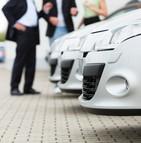 Un pic artificiel observé sur les ventes de véhicules sur le marché européen