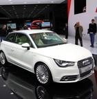 La première voiture équipée d'un rétroviseur virtuel sera baptisée Audi e-tron