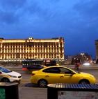Prendre un taxi est plus avantageux que conduire en Russie