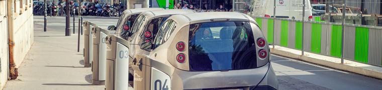 PSA veut mettre en place son service d'autopartage dans les rues de Paris