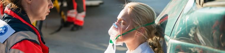 Le risque de blessures graves en cas d'accident est plus élevé chez les femmes
