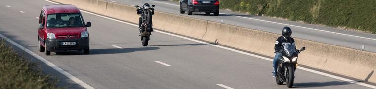Le rodéo motorisé bientôt parmi les infractions routières ?