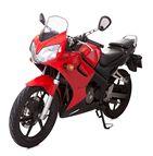 Le Samu en moto