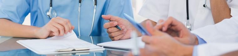 Une santé négligée chez les médecins et les auxiliaires médicaux