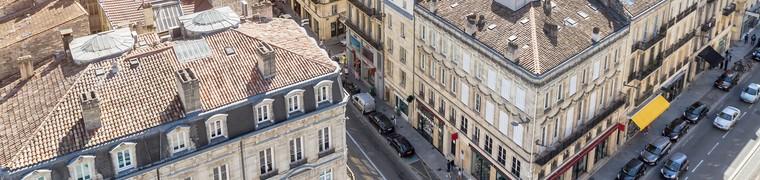 Le secteur de l'immobilier ancien girondin a été particulièrement florissant en 2018