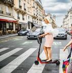 Le service de location de trottinettes électriques de Lime débarque à Paris