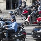 Seulement 7,6% de femmes conduisent des deux-roues motorisés