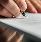 Signature protocole d'accord Aeras