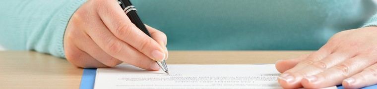 La signature d'une charte du conducteur responsable désormais obligatoire
