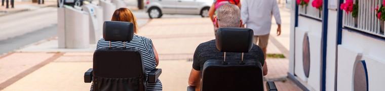 Des solutions de mobilité adaptées aux personnes en perte d'autonomie