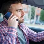 Téléphoner au volant accroît les risques d'accident
