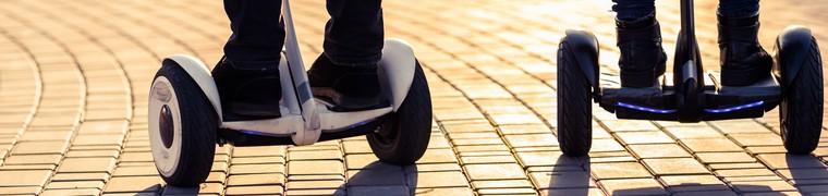 Il est temps de maîtriser la circulation des nouveaux véhicules électriques individuels