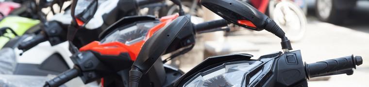 Les ventes de motos ont reculé en Suisse en 2018