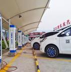 Les voitures à énergie nouvelle séduisent les Chinois
