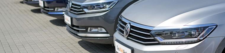 Volkswagen utilise le futur aéroport de Berlin (BER) comme parking pour 250 000 véhicules neufs