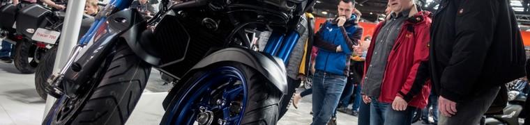 Yamaha lance la moto à trois roues avec Niken